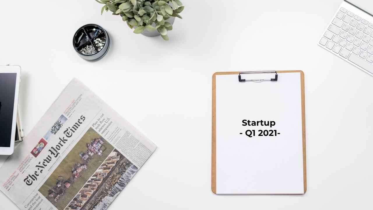 Le Startup innovative – Q1 2021