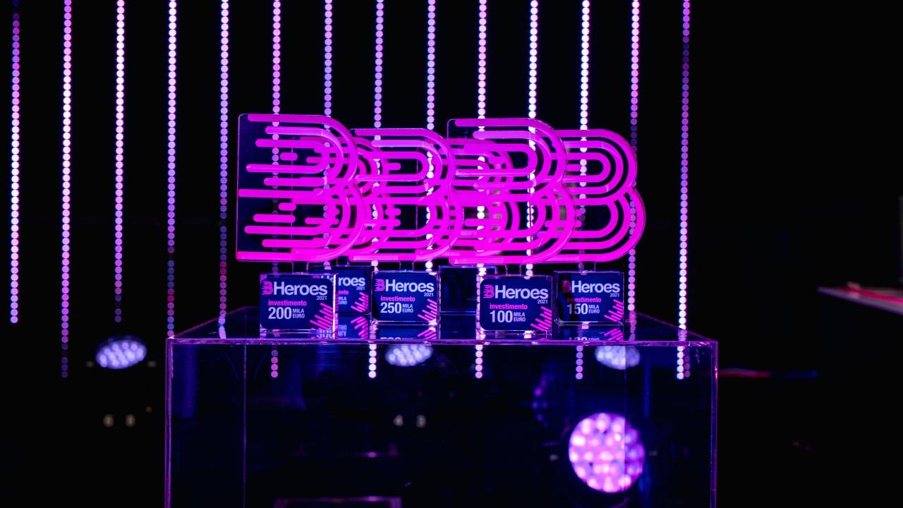 Barberino's, Prometheus e Contents.com i vincitori di B Heroes
