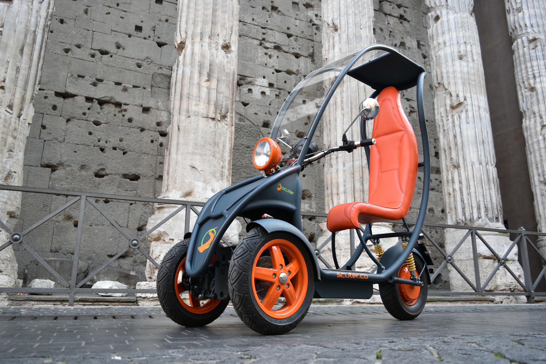 Scuter, una nuova mobilità sostenibile