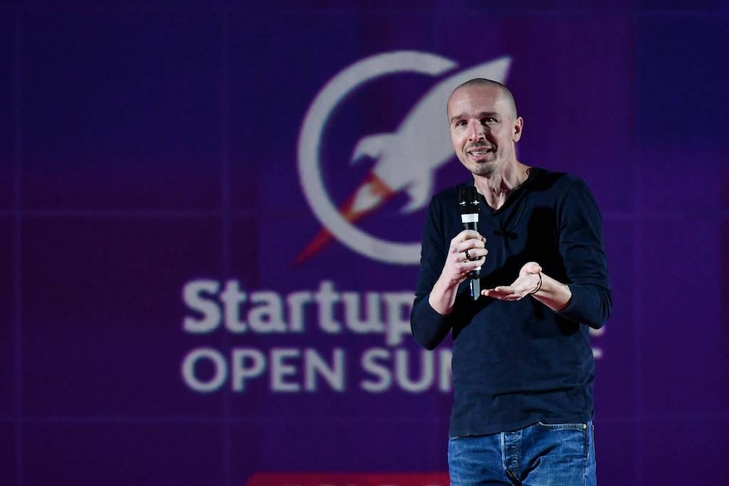 Marco Montemagno con StartupItalia a supporto dell'innovazione italiana
