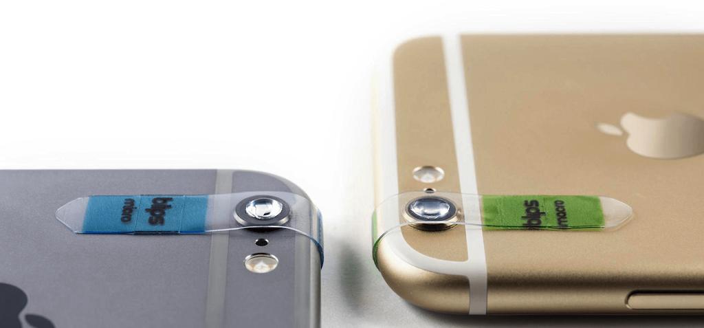 Fotografia microscopica con smartphone e tablet: da oggi si può