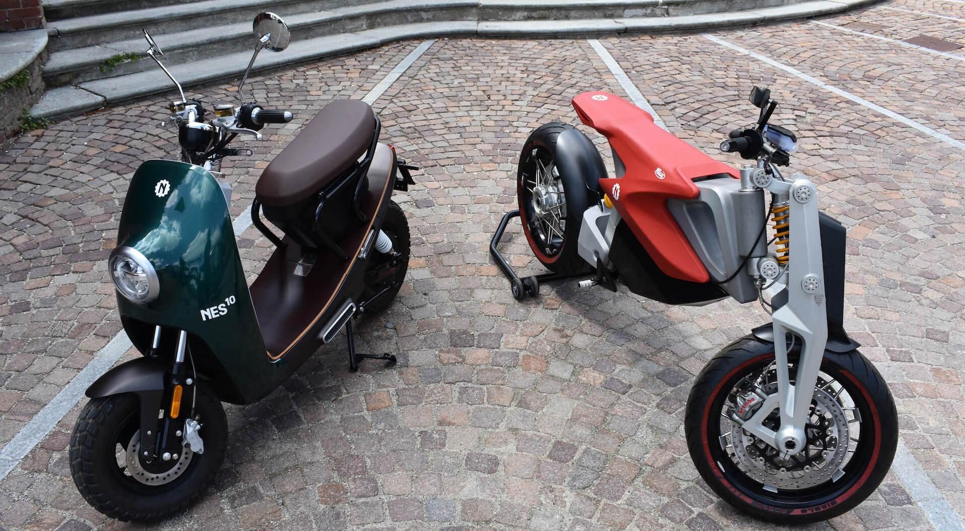 La nuova idea di industria che rivoluziona la mobilità elettrica a due ruote