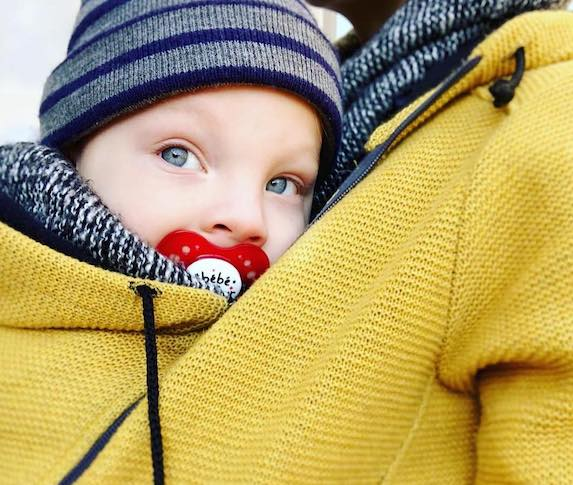 Wear Me: Il business del babywearing è Made in Italy