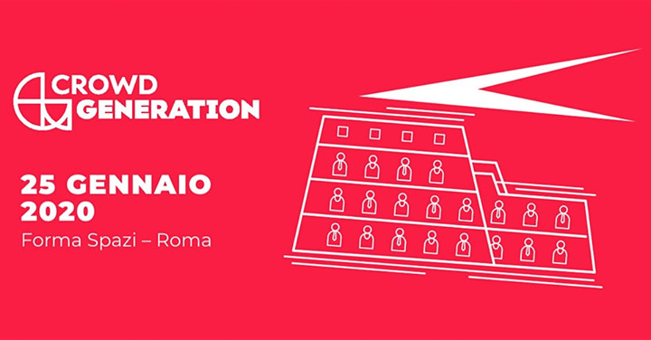 L'equity crowdfunding protagonista a Roma