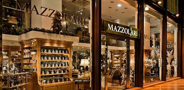 Cosmetica e profumeria di lusso: è Mazzolari