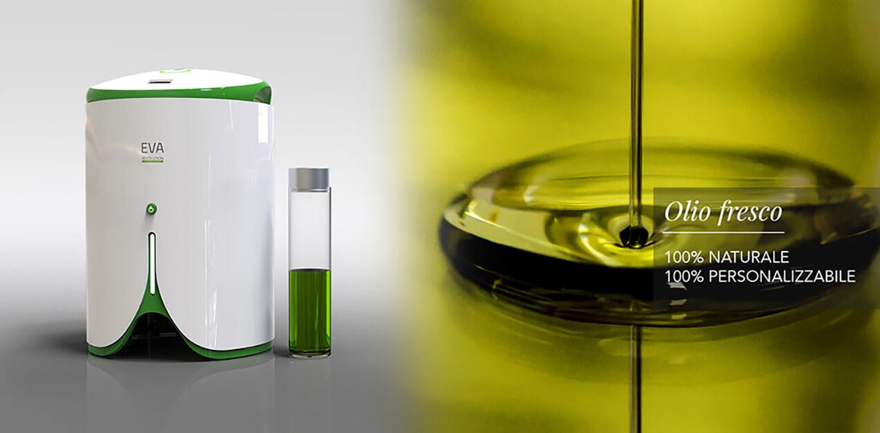 Revoilution, la più innovativa tecnologia miniaturizzata per la produzione d'olio fresco