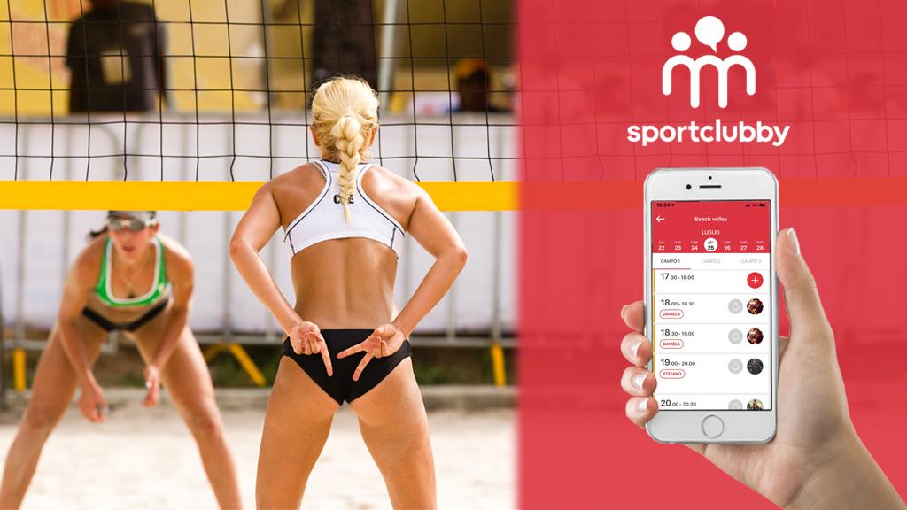 Sportclubby, la prima piattaforma di riferimento per lo sport