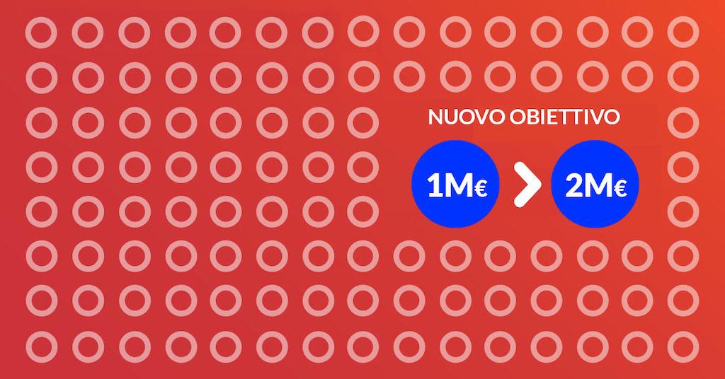 StartupItalia estende la campagna a € 2 milioni