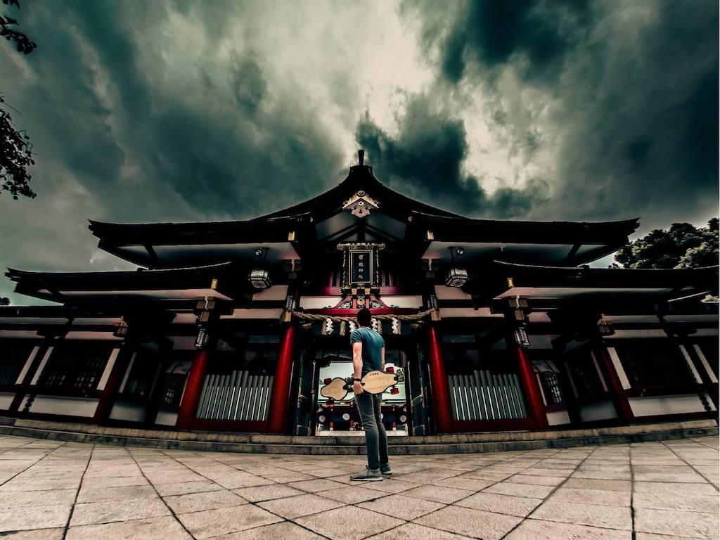 Linky alla conquista del Giappone