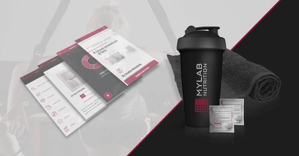 MyLab Nutrition, l'algoritmo che crea integratori sportivi personalizzati